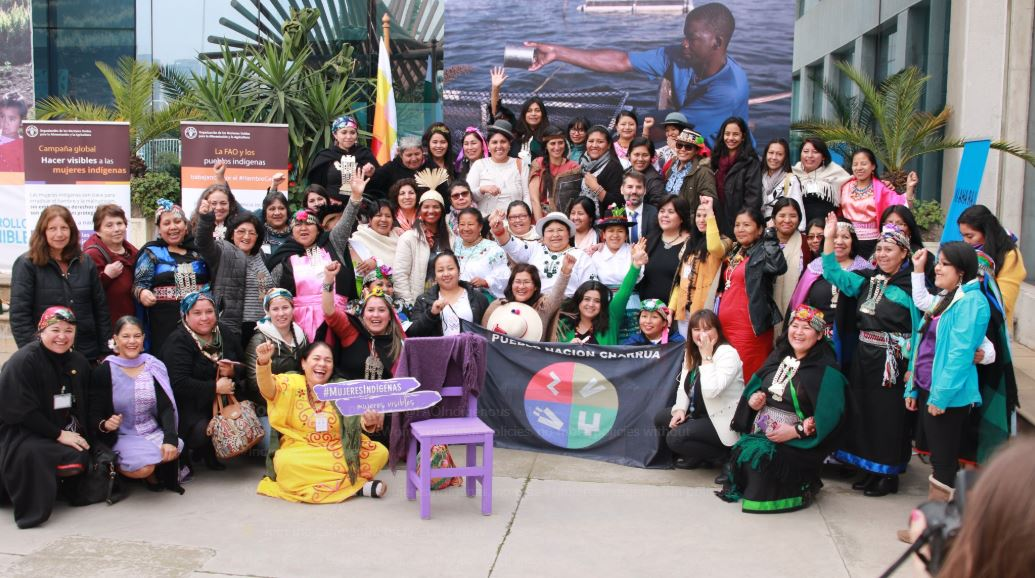Indigenous Women Zero Hunger